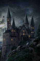 قلعه نفرین شده